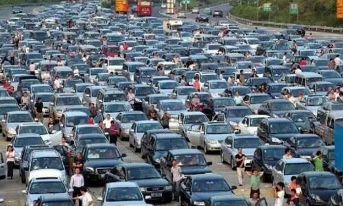 2020年春运高速公路如何避免堵车 戳这里!