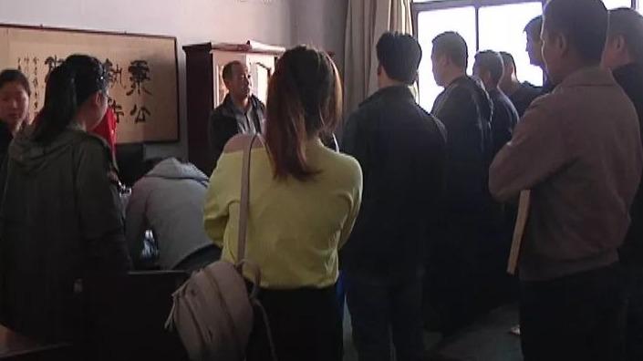 不交钱不办证!曲阜一房产开发商强制收取测绘费被投诉