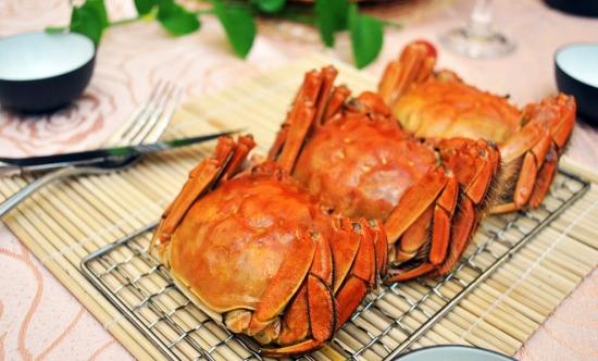 大闸蟹美味养生吃法 中秋节必备!