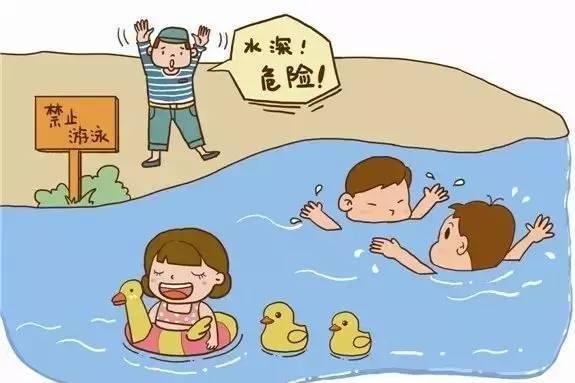 致济宁市青少年和家长防溺水倡议书