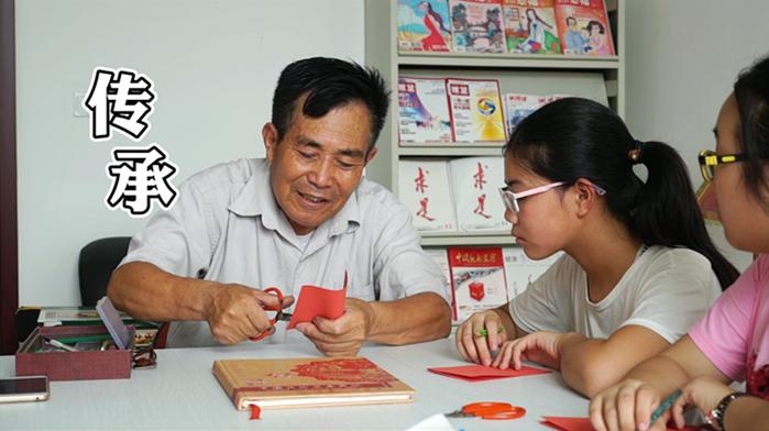 更济宁 | 退休老师的剪纸人生