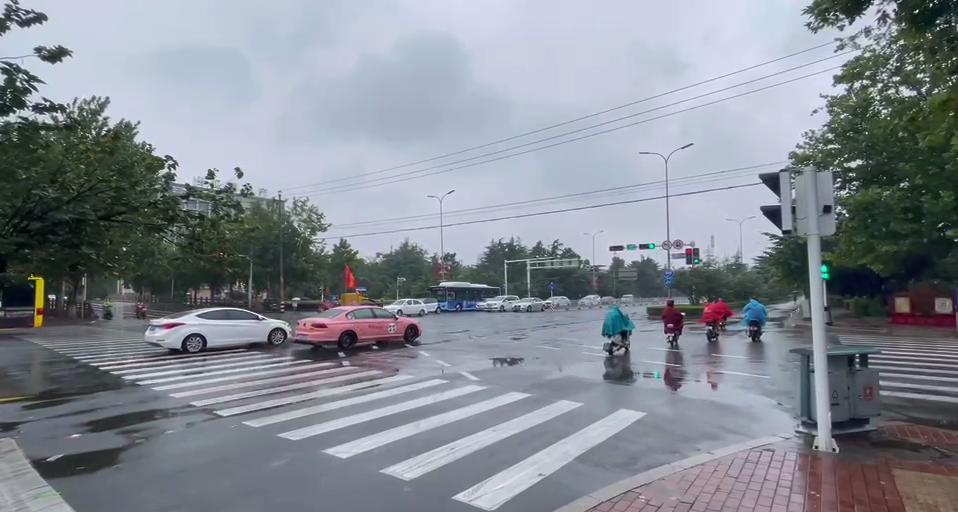 更济宁 | 最新预报!今明两天济宁仍有强降雨天气