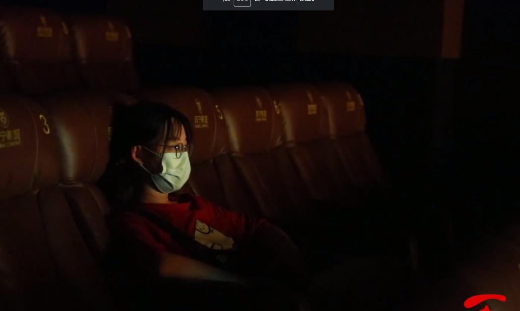 """更济宁   观影防疫不松懈 记者去影院替你""""把把关""""~"""