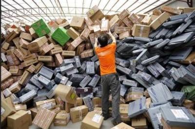一年消耗胶带300亿米 快递包装如何实现绿色化