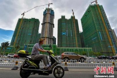 4月中国房地产投资和销售增速双回落