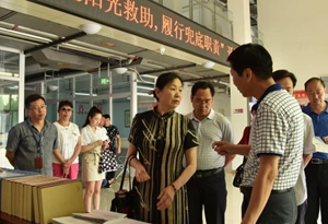 """千赢娱乐市第一救助站开放日 一起体验""""临时的家"""""""