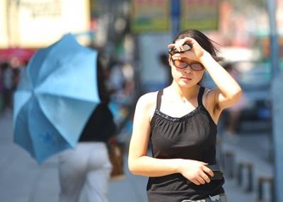 """最高38℃!济宁天气开启""""桑拿""""模式:高温晴热 一周无雨"""