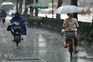 高考期间山东部分地区多雷阵雨 风力较小气温适宜