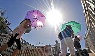 37℃! 未来一周千赢娱乐高温高湿 多阵性降水