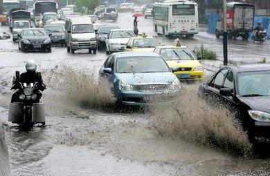 暴雨来袭!济宁城区这6处路段易积水 注意绕行
