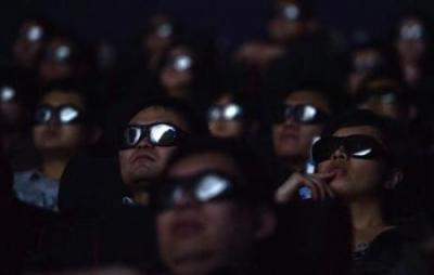 权威预测:五年内中国将成为全球最大电影市场