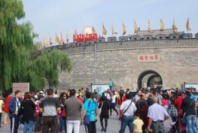 端午小长假济宁旅游火爆 接待游客45.17万人次