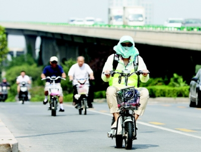 山东省7月气温比常年高2℃ 罪魁祸首是它!