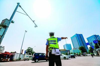 邹城新增6处交通违法自动抓拍系统 25日启用