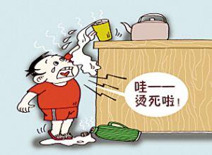 暑假来了!九类常见家庭意外伤应该这样处理!