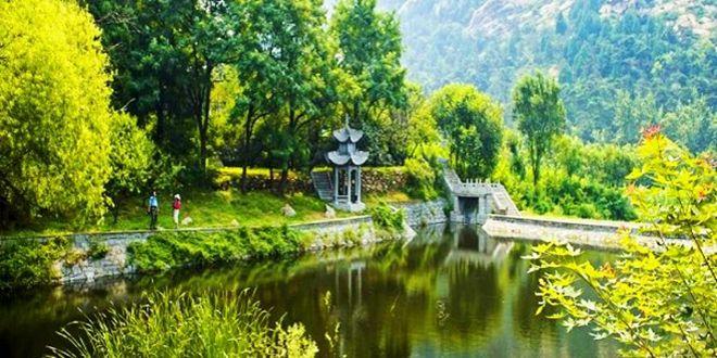 避暑何必远游?来曲阜石门山森林景区,令你清凉一夏!