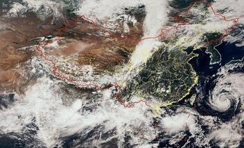 山东9市气温飙到39℃  22日起山东西部将迎暴雨