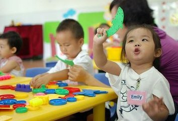 教育部:严禁幼儿园教英语、拼音等小学课程