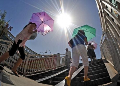 市政府发出紧急通知 做好高温天气应对工作