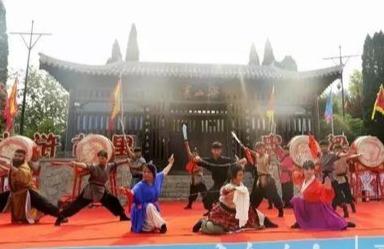 忠义仁孝 诚信友爱 中国(梁山)水浒文化旅游节启动