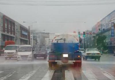 pt电子平台下雨天为啥还洒水?原来有这么多道道