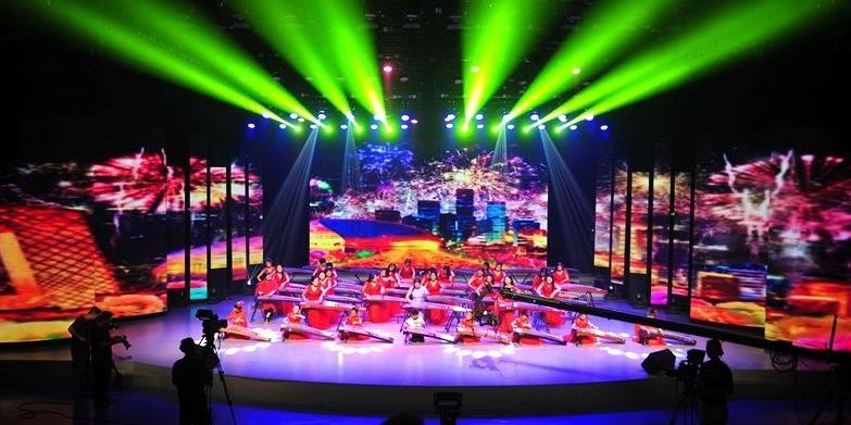 千赢娱乐首届民族器乐、声乐大赛颁奖晚会完美落幕