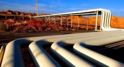 """明年年底 济宁市将用上""""国外""""的天然气"""