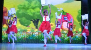 济宁市小凤凰听障儿童艺术团:倾听阳光 放飞梦想