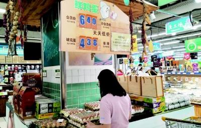 蛋价连涨5周一斤冲破6元 专家:持久不了