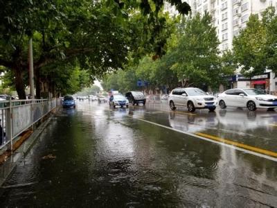 降雨结束!pt电子平台平均降雨量197毫米 最大降雨点397.7毫米