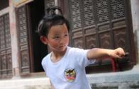 乐嘉将女儿送进少林寺习武:愿她出来时能焕然一新