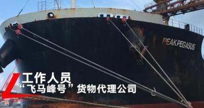 """5000万关税 那艘""""网红""""美国大豆货船 经历了什么?"""