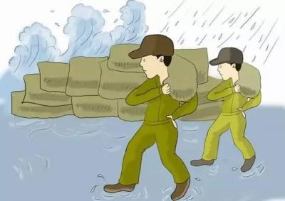 台风过后减灾救灾 济宁特殊人群、福利机构优先