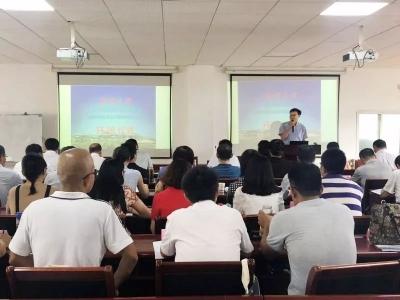 """我市在武汉大学举办""""全市党校系统习近平新时代中国特色社会主义思想专题培训班"""""""