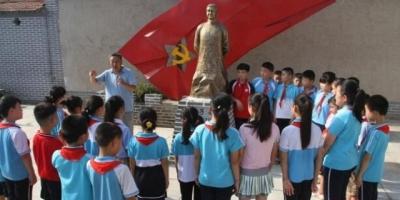 红色教育伴暑假 铭记历史 激发爱国热情
