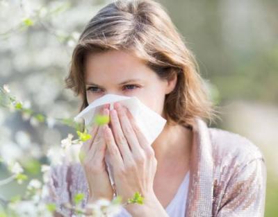 涕泪横流未必是感冒 立秋后易发花粉过敏