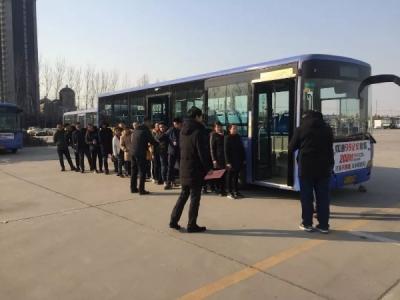 济宁公交驾驶员培训班马上开班 有求职需要的抓紧报名!