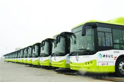 道路施工结束 18日起29路公交恢复运营至葛亭煤矿