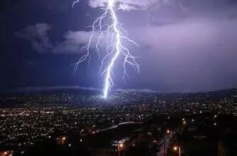 暴雨雷电大风三预警齐发!济宁等5市已下暴雨!