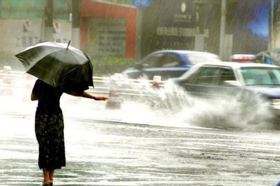 山东降雨影响120多个高速公路入口限行或关闭