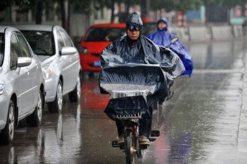 济宁平均降雨量30.2毫米 最大降雨点为微山韩庄118.7毫米