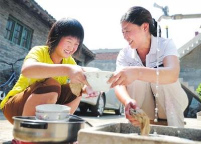 山东省农村饮水安全示范县公示 千亿国际886兖州区入围
