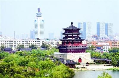 """清华大学专家""""把脉"""" 济宁城区异味污染基本消除"""