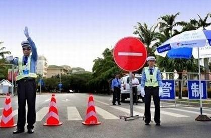 23日至24日,泗水这些路段实行交通管制!请扩散