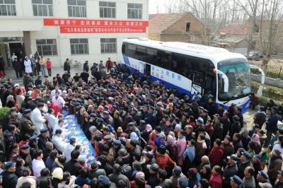 对口支援共发展医疗帮扶显仁心——济宁市第一人民医院对口支援工作纪实