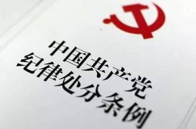 重磅!房峰辉、张阳被开除党籍!