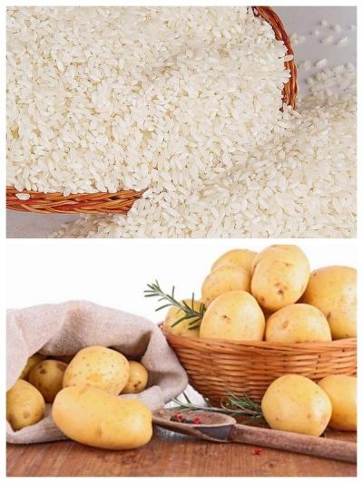 土豆PK大米,谁更适合做主食