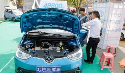 工信部:近期將對新能源汽車及相關政策作出調整