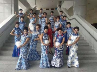 龙8市首届中老年电视春节联欢晚会第一次海选本周六开始啦!
