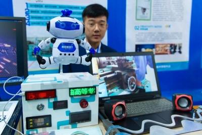 97所院校精英齐聚一堂PK奇思妙想 全国高职创新创业大赛举行